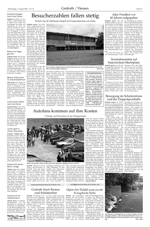 Grenzland Nachrichten