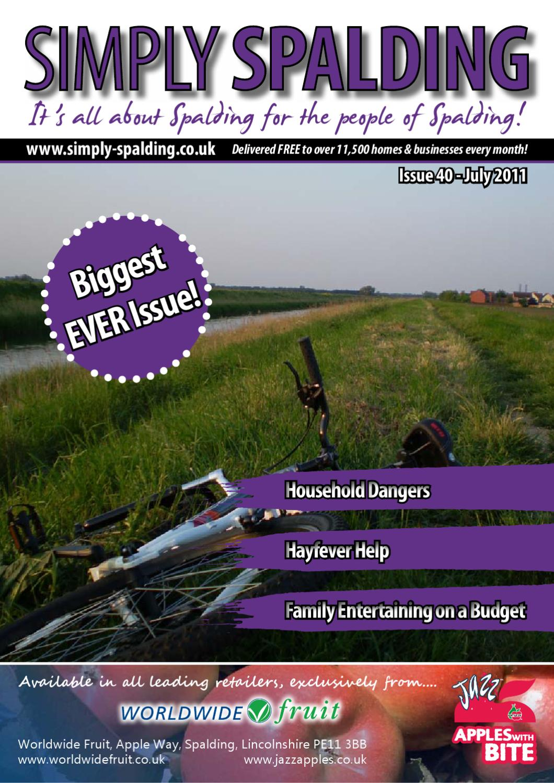 Simply Spalding July 2011 by Chilli Media & Publishing Ltd - issuu