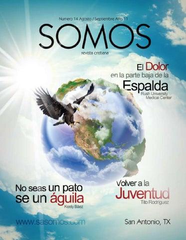 Revista Cristiana SOMOS – Número 14 Octubre / Noviembre Año 11