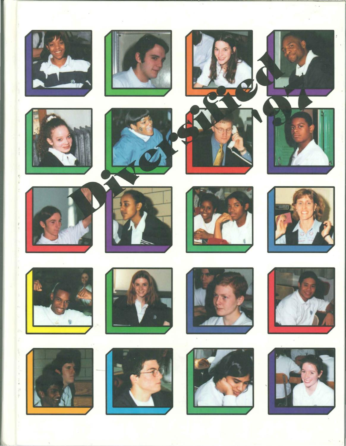 chaminade julienne high school yearbook 1997 by chaminade