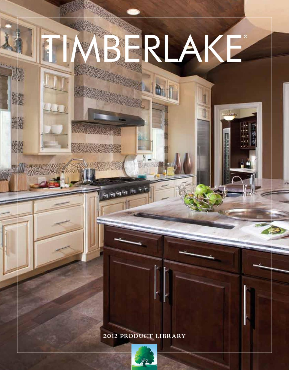 2012 Product Library By Timberlake Cabinetry By Timberlake