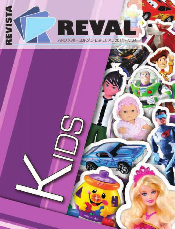 5cbbfc834 Catalogo Reval Kids 2011 by Reval Atacado de Papelaria Ltda. - issuu