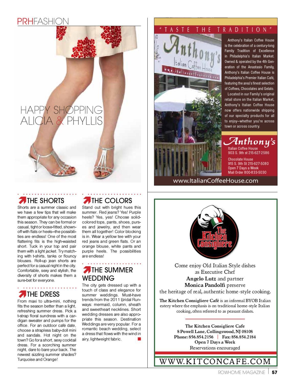 Philadephia Row Home Magazine, Summer 2011 issue by Omar R - issuu
