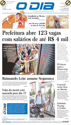 91805f176c8 Jornal O DIA by Jornal O Dia - issuu