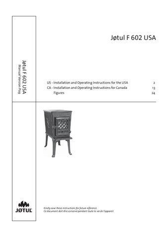 jotul wood stoves by smoke fire issuu. Black Bedroom Furniture Sets. Home Design Ideas