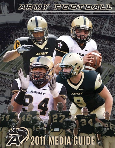 2011 Army Football Media Guide by Army West Point Athletics - issuu db1aad53e