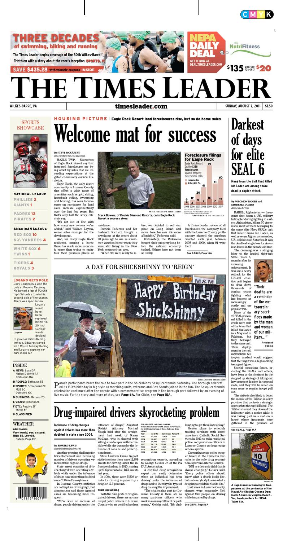dae27beab7 Times Leader 08-07-2011 by The Wilkes-Barre Publishing Company - issuu