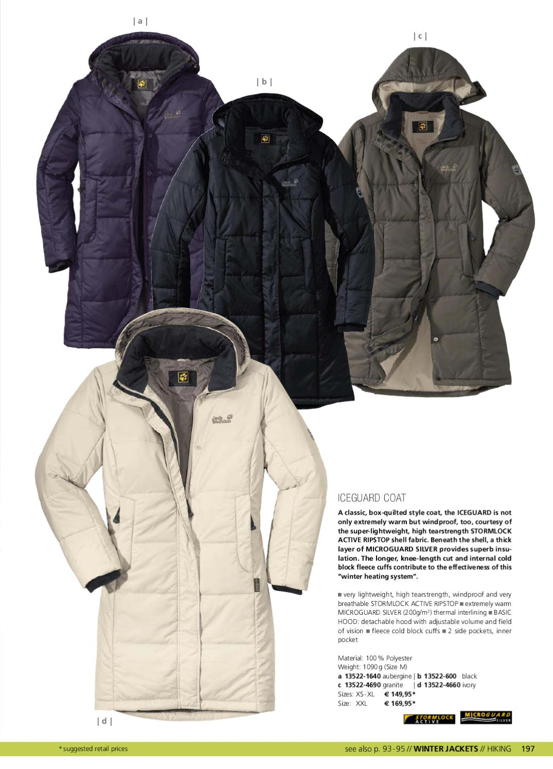 Jack Wolfskin Katalog Winter 2011 by Jack Wolfskin issuu