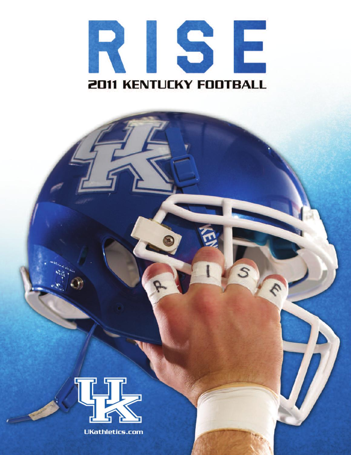 2011 Kentucky Football Media Guide by University of ...