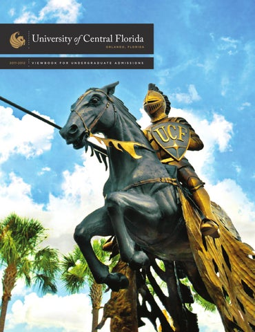 How selective are undergraduate admissions at the University of Central Florida (UCF)?