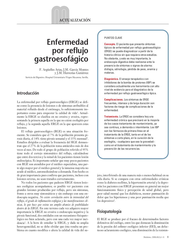 enfermedad por reflujo gastroesofagico by judith Izquierdo - issuu