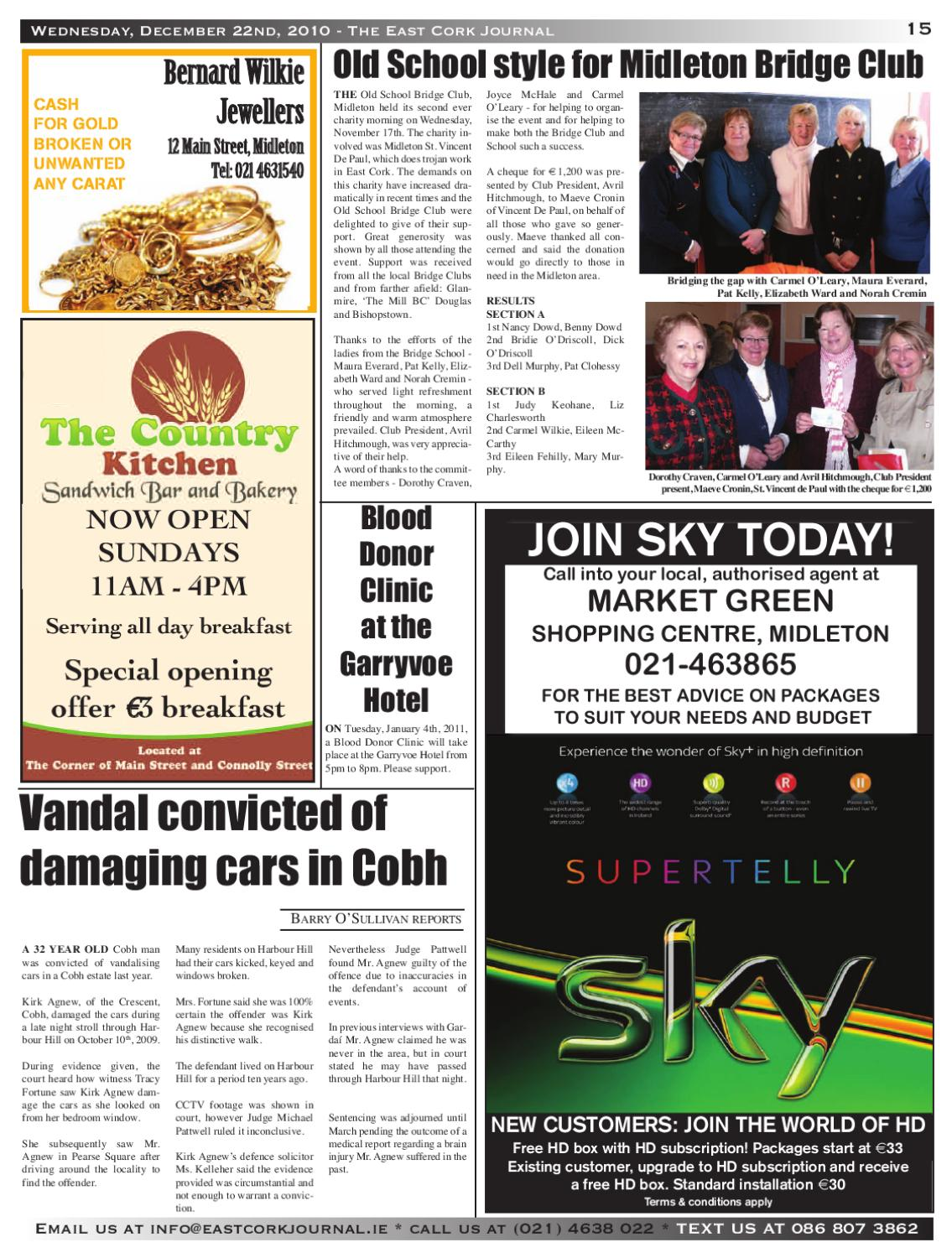 Issue 170 by East Cork Journal - issuu