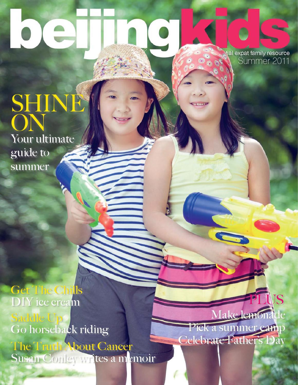 Beijingkids June July 2011 Issue By Issuu Tendencies Tshirt Neon Cross Hitam L