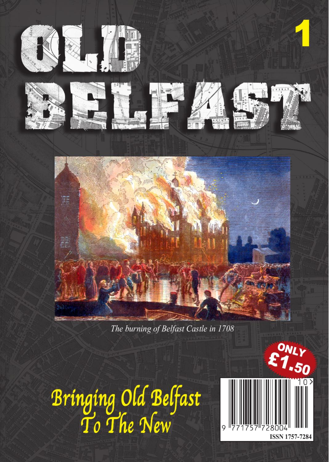 Old Belfast 1 By Joe Baker Issuu