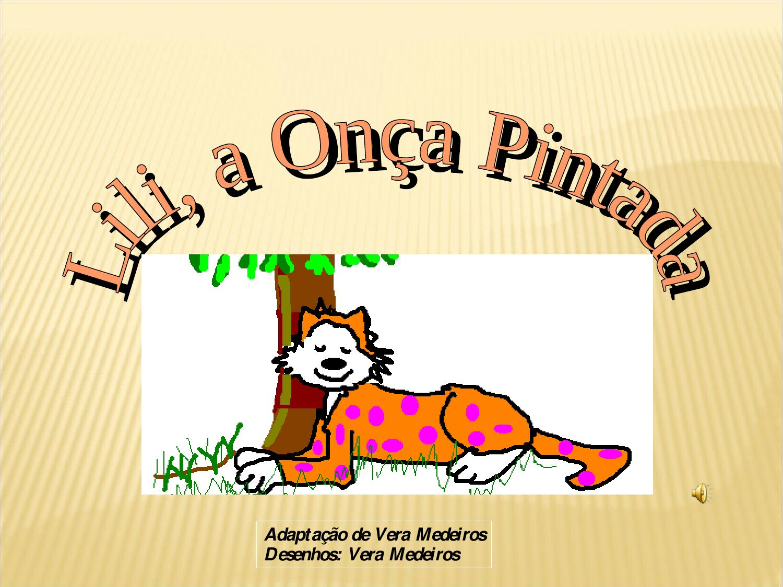 Lili A Onca By Vera Medeiros Issuu