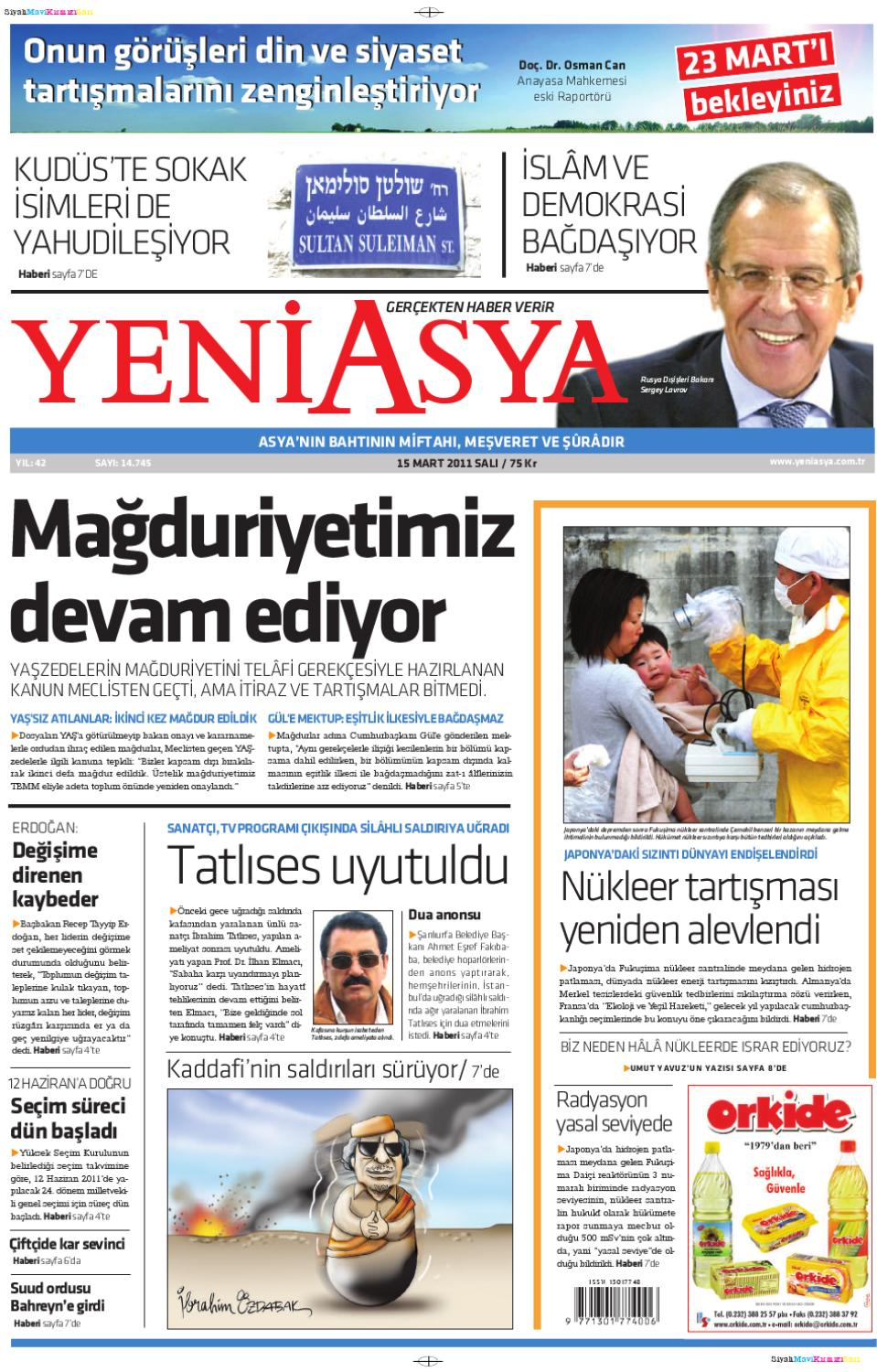 15 Mart 2011 By Euro Nur Issuu