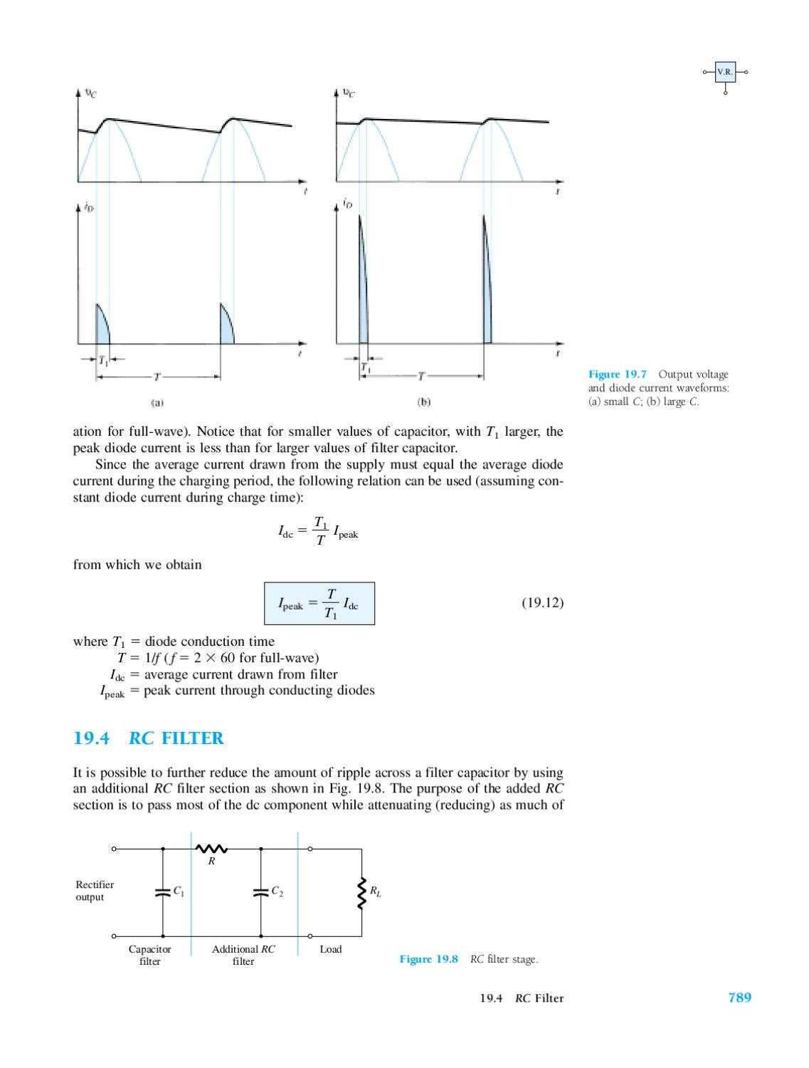 Electronics By Rolison Llanos Issuu The Full Wave Rectifier And Averaging Filter