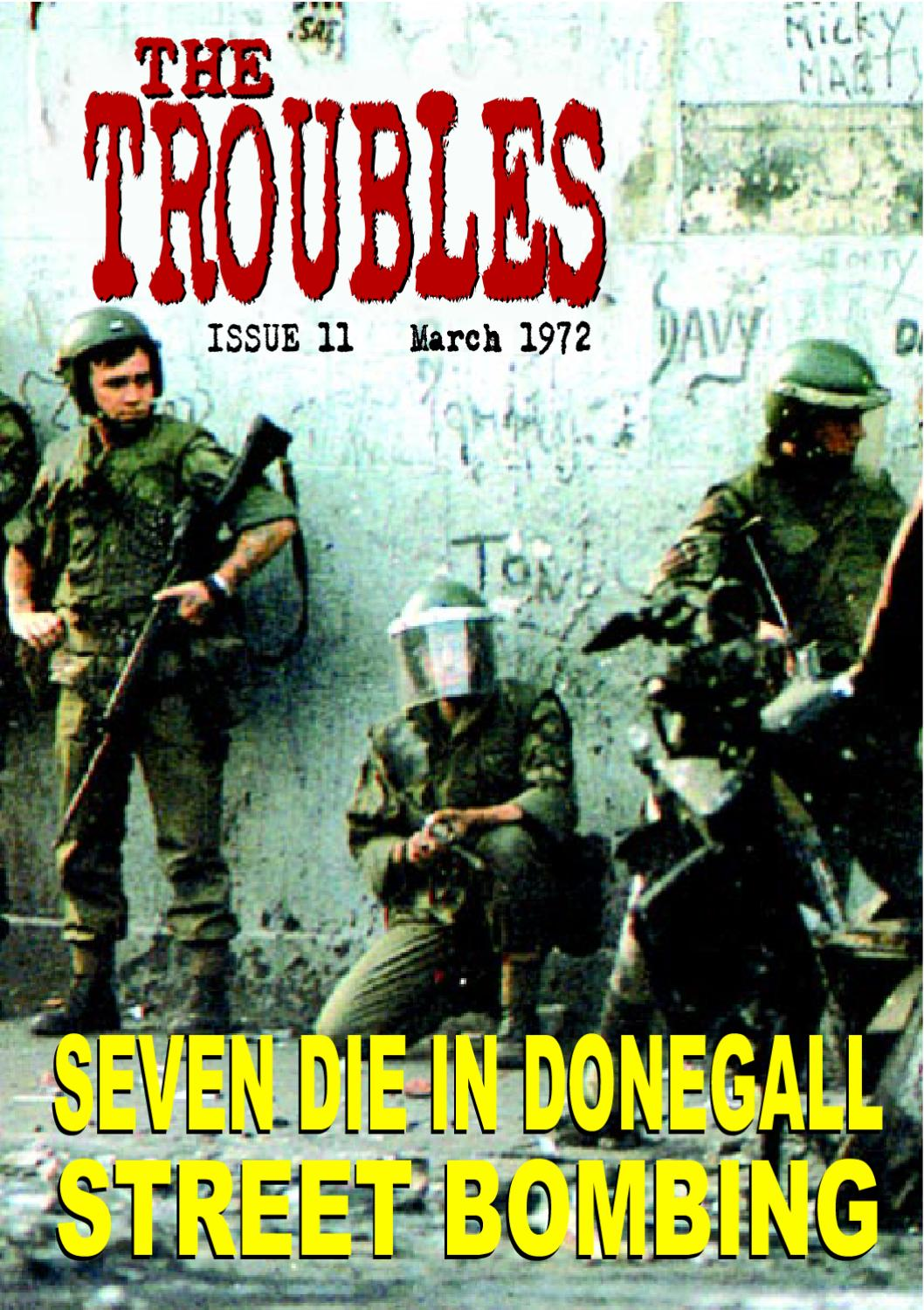 The Troubles Bombing