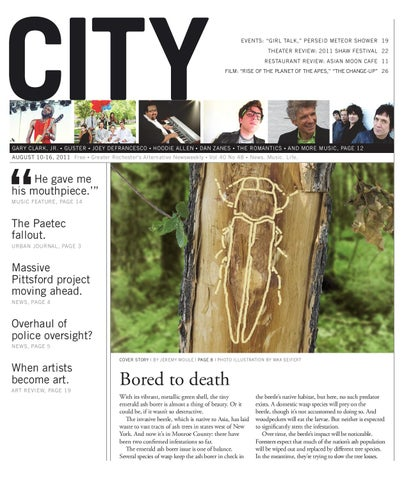 August 10 16 2011 city newspaper by rochester city newspaper issuu page 1 fandeluxe Choice Image