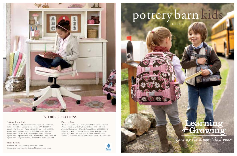 Pottery Barn Kids By 800mag Com Website Issuu