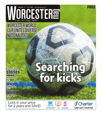 Worcester Mag August 11 2011 By Magazine