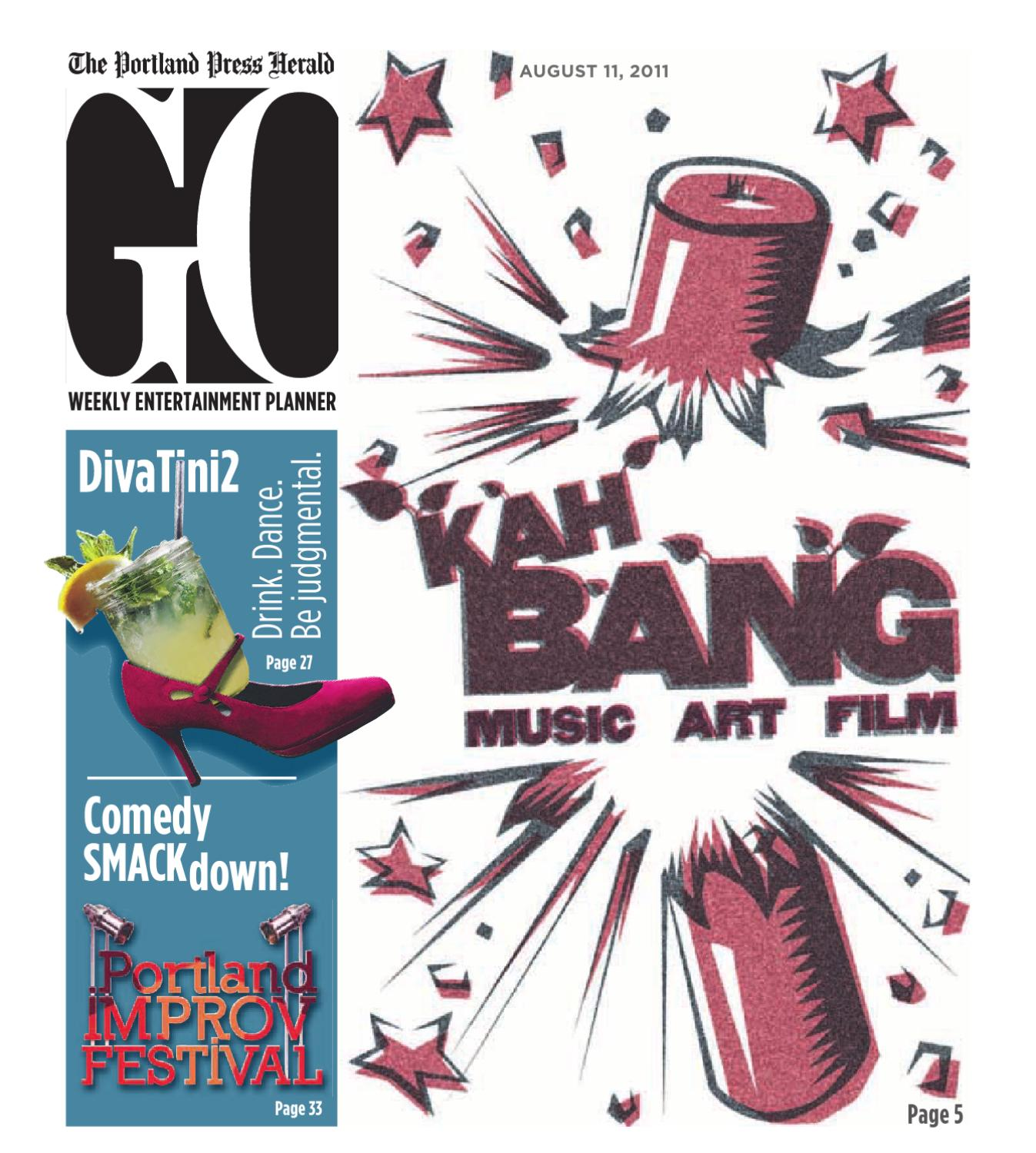 GO | Portland Press Herald | August 11, 2011 by The Wilkes-Barre Publishing  Company - issuu