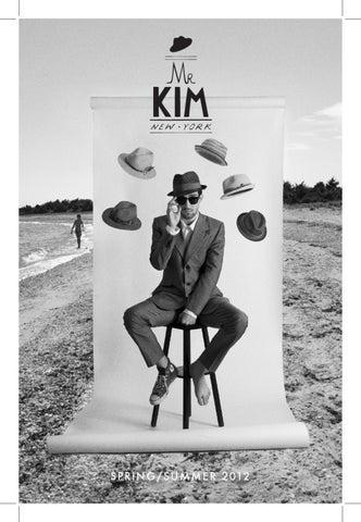 4a3dfe7e18c Mr Kim SS12 lookbook by Eugenia Kim Hats + Accessories - issuu