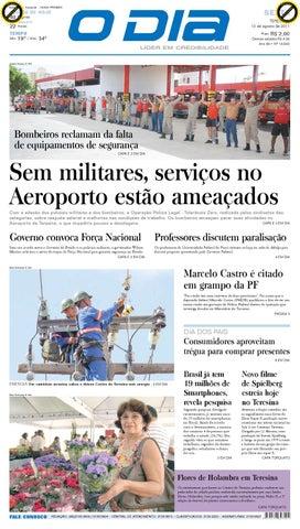 cc600fc43fc Jornal O DIA by Jornal O Dia - issuu