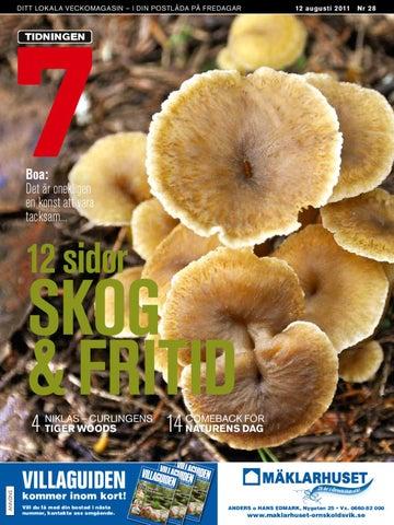 11ad6a39f0d Tidningen 7 nr 28 2011 by 7an Mediapartner - issuu