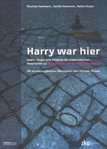 Harry war hier by Daniel Ammann - issuu
