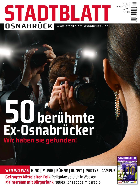 STADTBLATT 2011.08 by bvw werbeagentur issuu