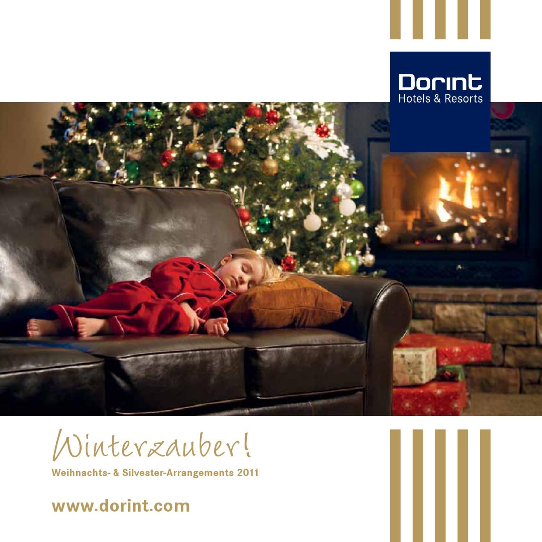 Weihnachts- und Silvester Katalog der Dorint Hotels & Resorts by ...