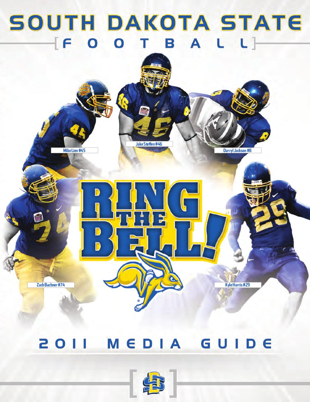 0f8074e9d 2011 South Dakota State Football Media Guide by South Dakota State  University Athletics - issuu