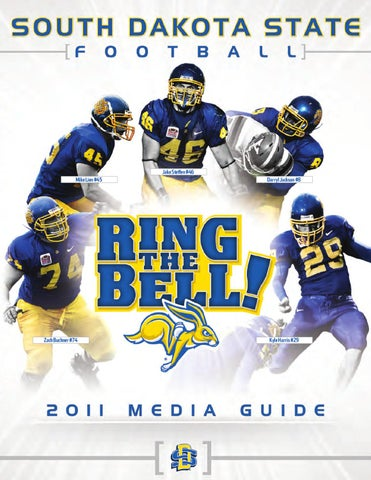 2011 South Dakota State Football Media Guide by South Dakota State ... 14edb9976