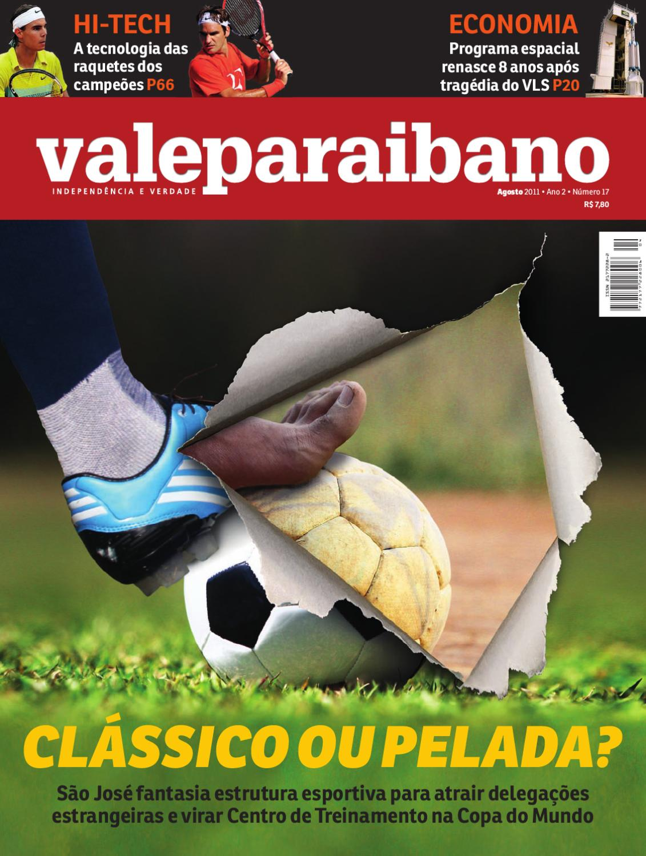 Edicao Agosto 2011 by valeparaibano - issuu 291dbea0a5d22