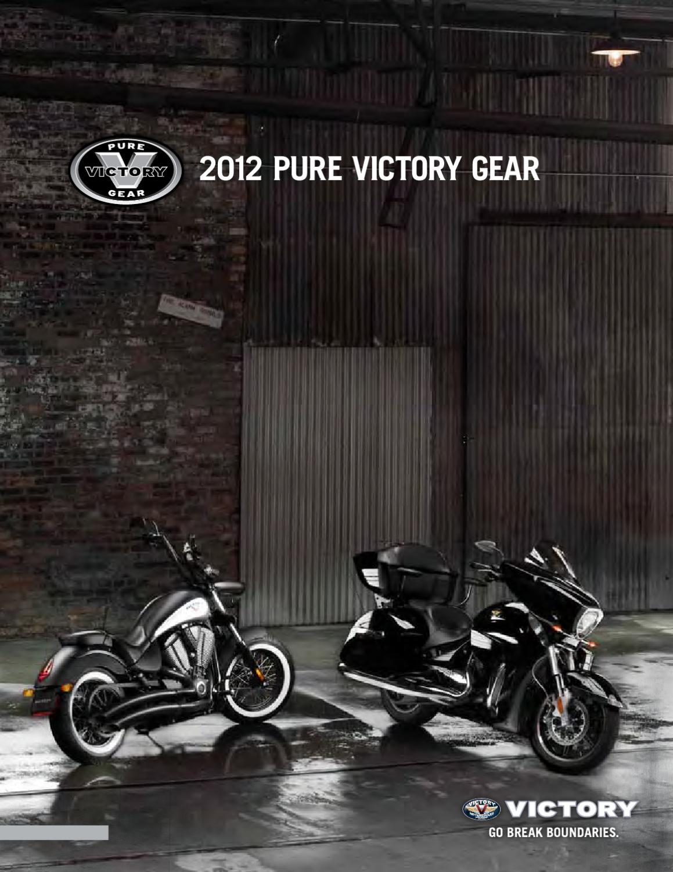 Brochure Pure Victory 2012 By Studiolgi Issuu Custom Kingpin Wiring Harness