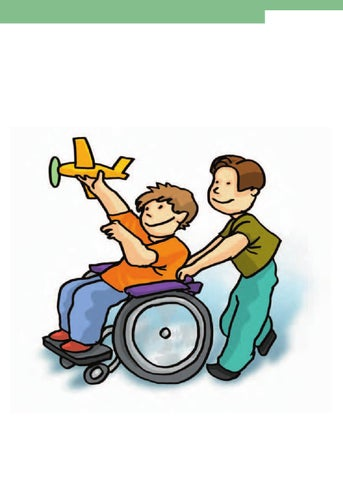 Derechos Niños Con Discapacidad By Jako Perez Lopez Issuu