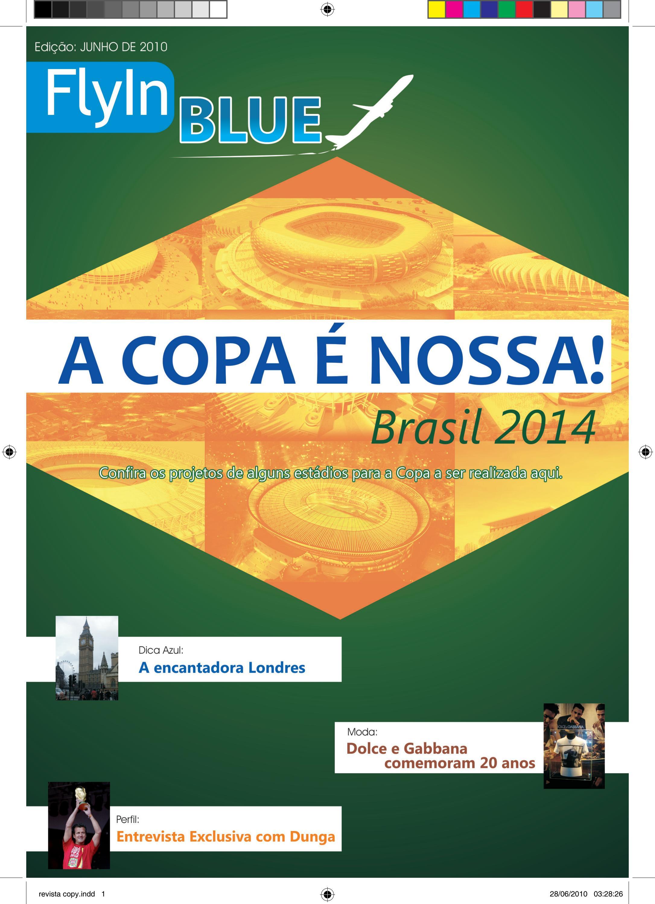 Revista FlyInBlue by Lucas Hertz - issuu 6ce150e128