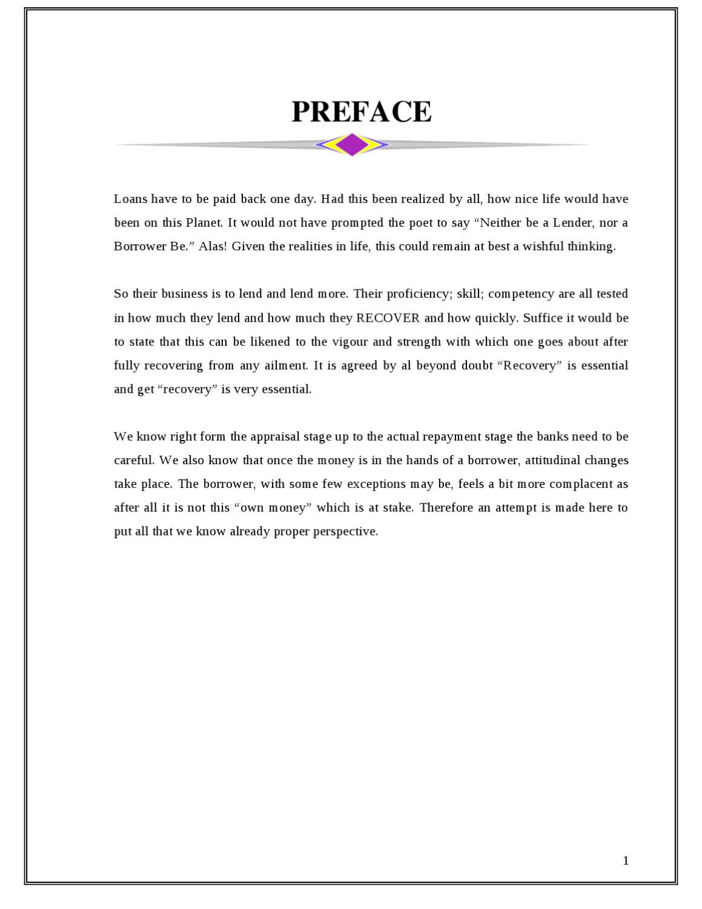 Cognos report studio pdf page break
