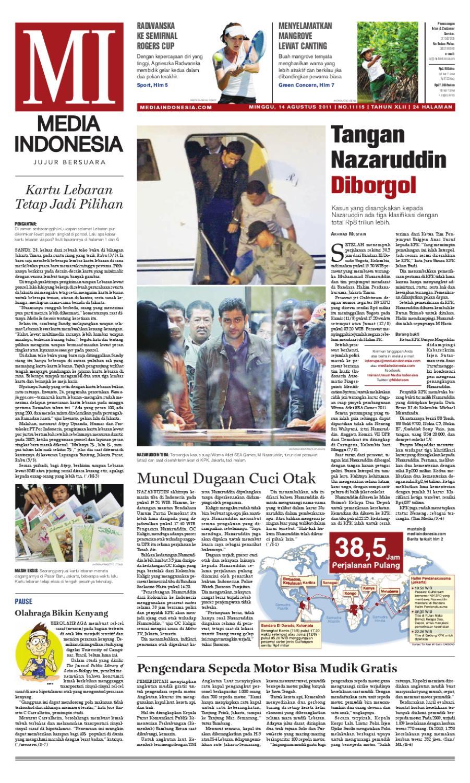 Media Indonesia by Asmat - issuu 5fcb677432