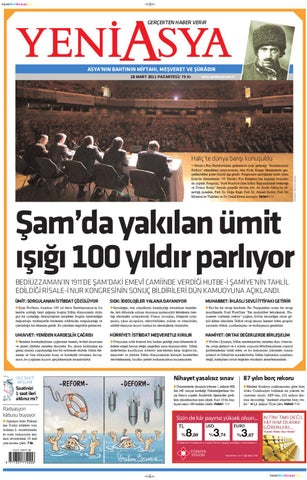 28 Mart 2011 By Euro Nur Issuu