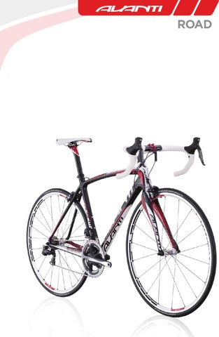 2012 Avanti Bikes Road Catalogue by AvantiPlus Cycles - issuu