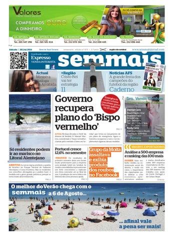 Semmais jornal 675 by Mediasado - issuu 47c91d9e4305b