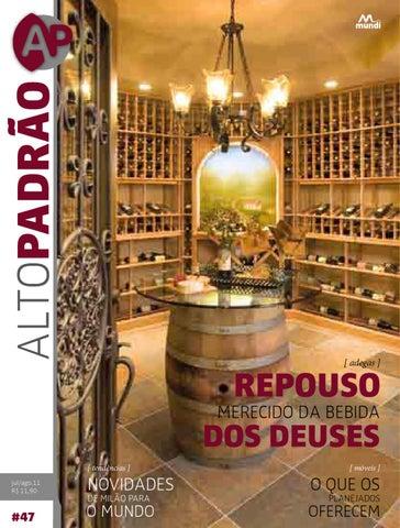 Alto Padrão - Ed. 47 by Mundi Editora - issuu e41897550b663