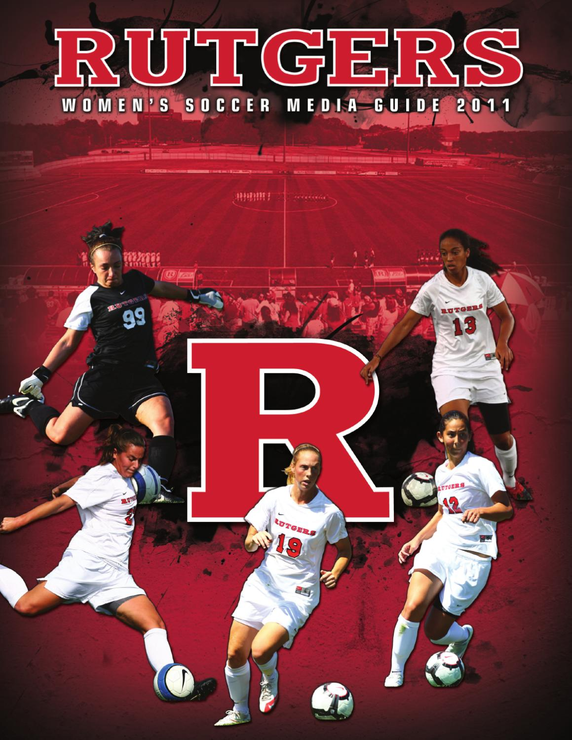 ce220672a 2011 Rutgers Women s Soccer Media Guide by Rutgers Athletics - issuu