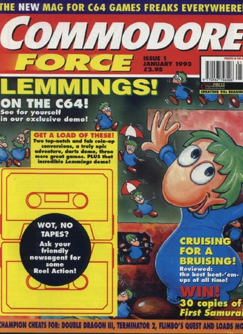 Commodore Free Issue 87 by Commodore Free Magazine - issuu