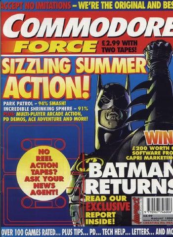 Commodore Free Issue 87 by Commodore Free Magazine - issuu