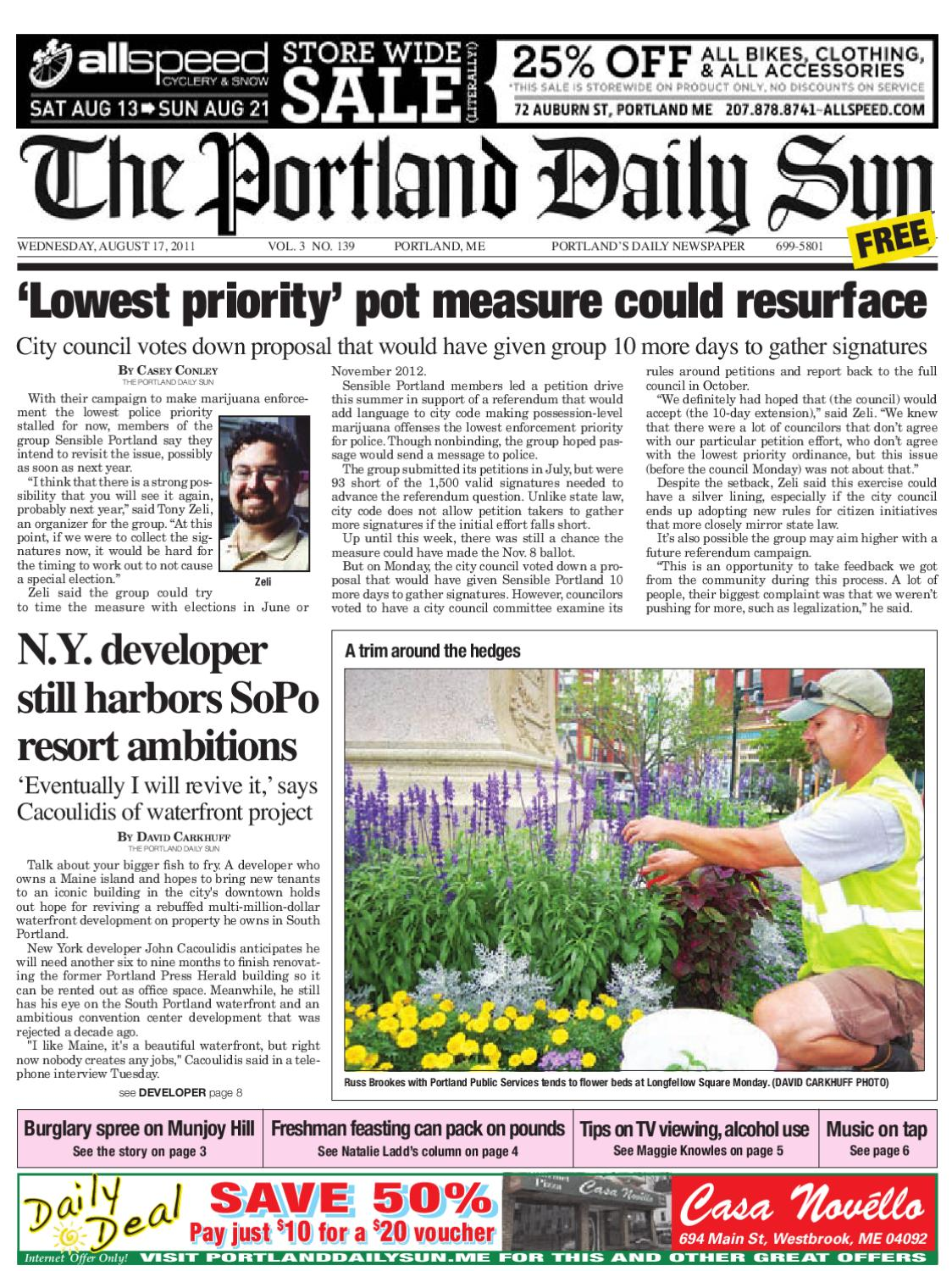 a5e8e0a19ce0 The Portland Daily Sun
