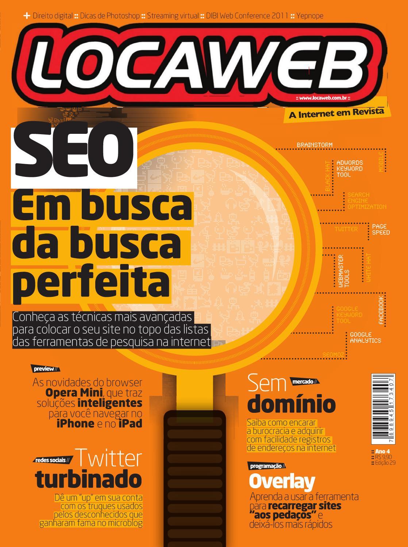 67eaa872e8ae5 Revista Locaweb Ed. 29 by Locaweb - issuu