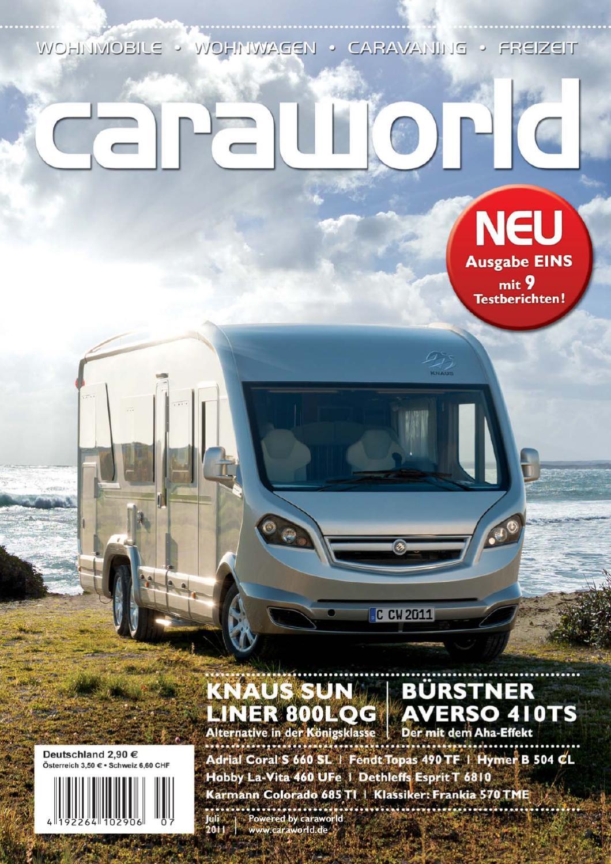 Caraworld Magazin 07/2011 by Benjamin Meier - issuu